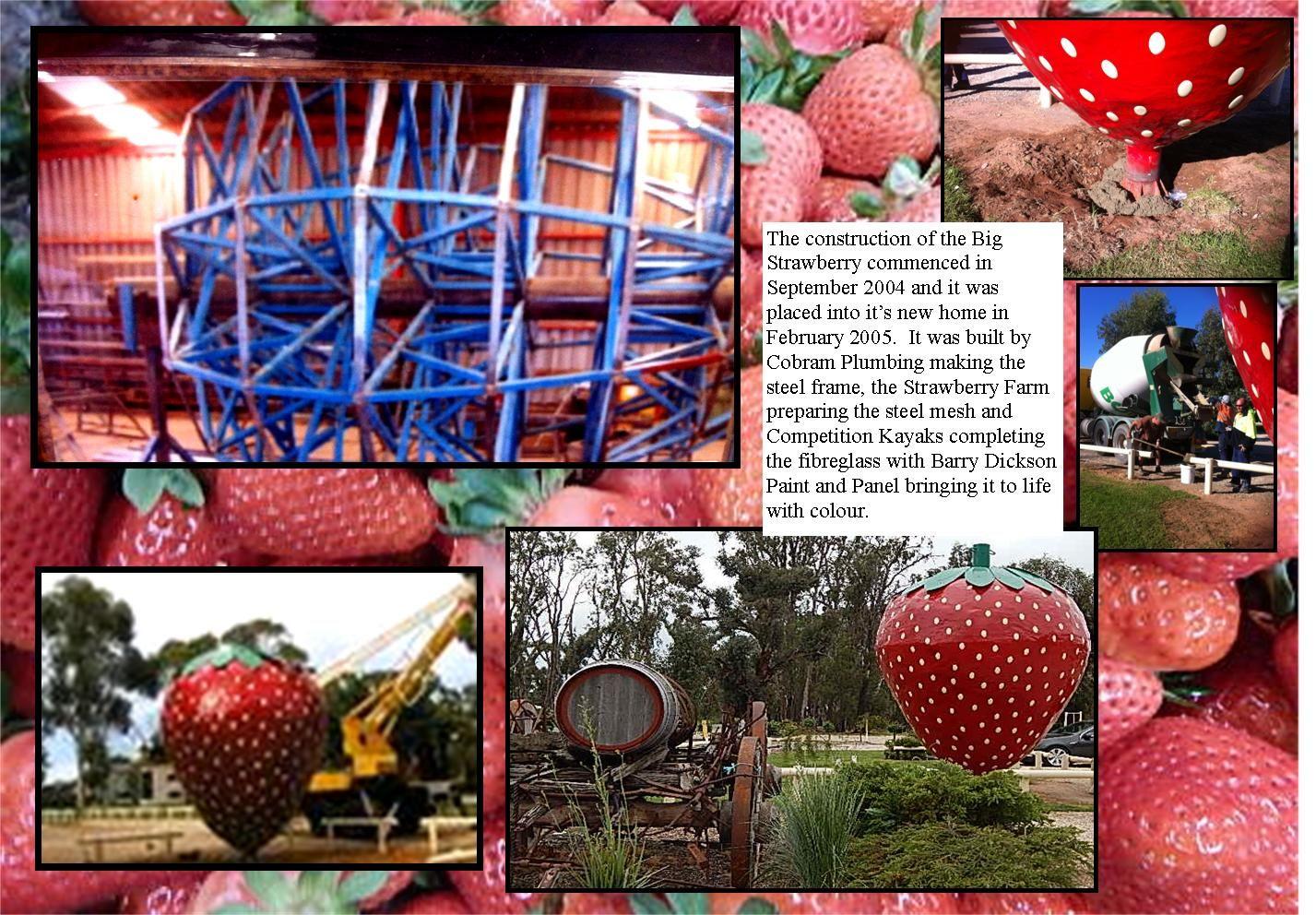 strawberry construction