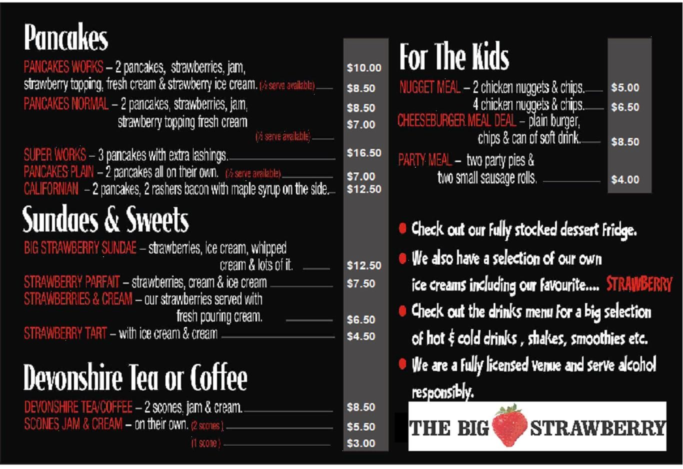 cafe menu 1
