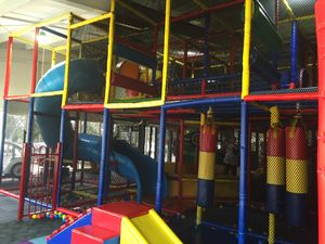 our awesome indoor playground