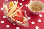 Banana & Strawberry Splits