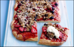Berry Breakfast Tarts