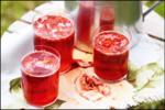 Cranberry & Strawberry Crush