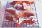 Hazelnut & Strawberry Stars