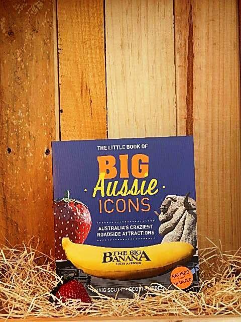 BIG Aussie Icon Book