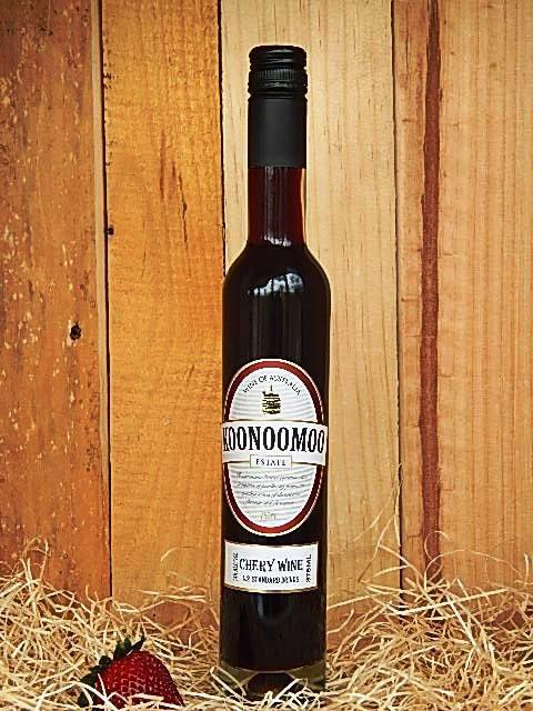 Big Strawberry Cherry Wine 375ml