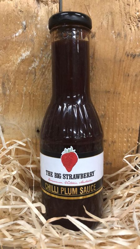 Big Strawberry Chilli Plum Sauce