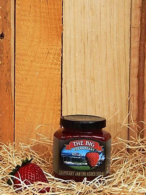Big Strawberry Sugar free Raspberry jam