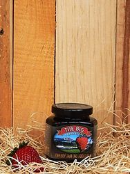 Big Strawberry Sugar free Blueberry jam 190g