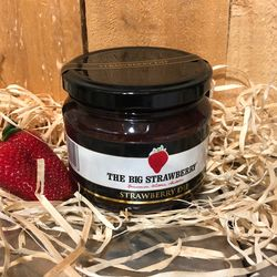 "Big Strawberry ""Dip"" 300g"