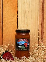 Big Strawberry Apricot Chutney 290g