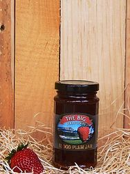 Big Strawberry Blood Plum Jam 290g
