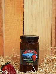 Big Strawberry Fig Jam