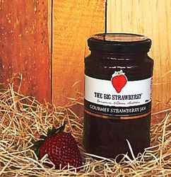 Big Strawberry Gourmet Strawberry Jam 480g
