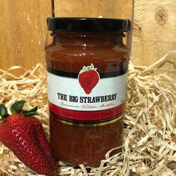 Big Strawberry Hot Tomato Chutney 480g