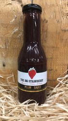 Big Strawberry Plum Sauce