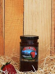 Big Strawberry Plum and Port Jam 290g