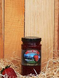 Big Strawberry Raspberry Jam