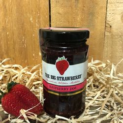 Big Strawberry Raspberry Jam 290g