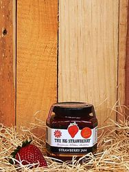 Big Strawberry Sugar Free Strawberry Jam