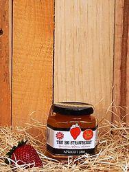 Big Strawberry Sugar free Apricot Jam 190g