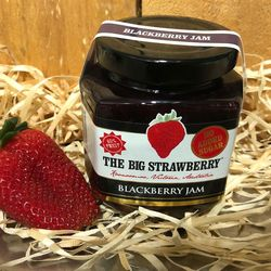 Big Strawberry Sugar free Blackberry Jam 190g