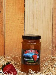 Big Strawberry Three Fruit Marmalade 290g