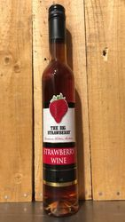 Big Strawberry Wine 375ml