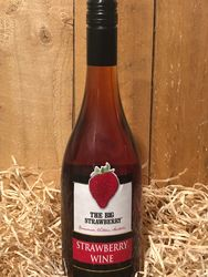 Big Strawberry Wine 750ml