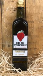 Big Strawberry infused Olive Oil